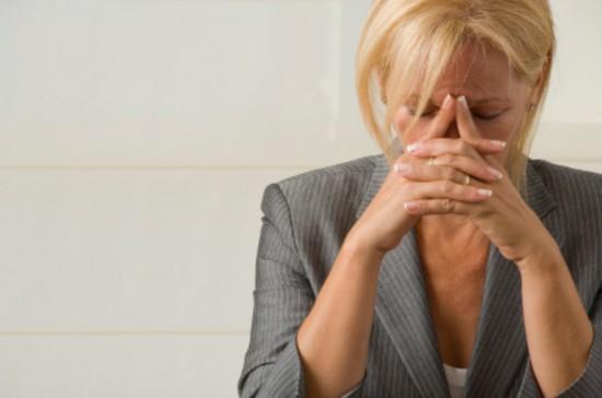 Симптомы депрессии во время климакса
