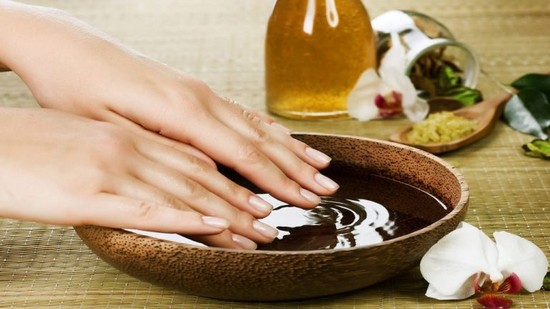 Эфирные масла для роста ногтей