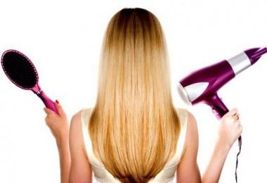 Правила ухода за волосами после кератинового выпрямления