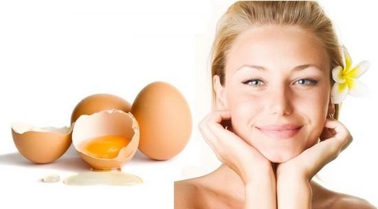 Маски из яиц для кожи лица: домашние рецепты