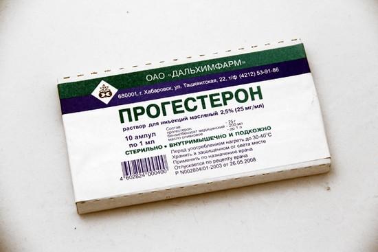 Прогестерон при климаксе