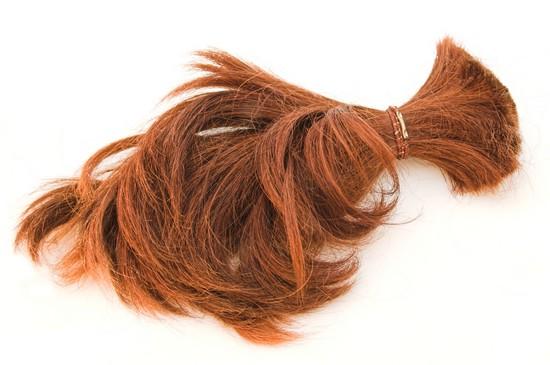 Технология изготовления искусственных ресниц из волос