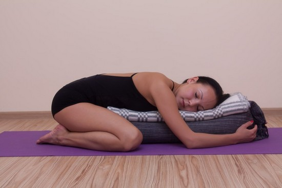 Йога при климаксе: упражнения