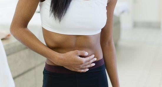 Вздутие и спазмы в животе, газы в кишечнике