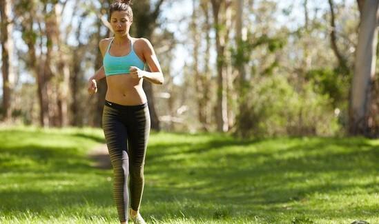 Как бегать, чтобы убрать живот?
