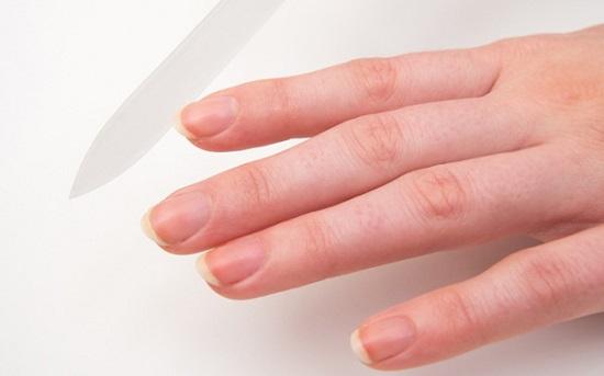 Форма ногтя