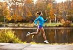 Помогает ли бег убрать живот?