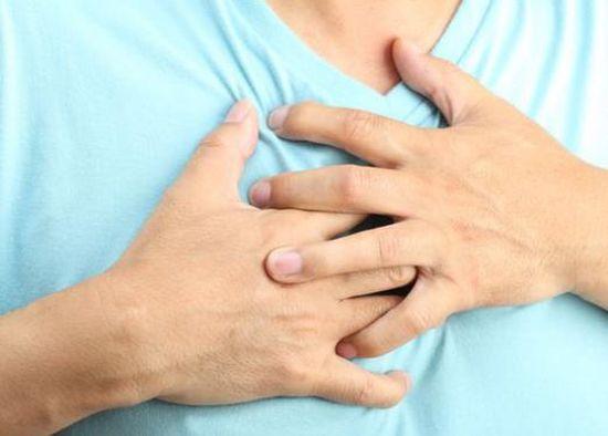 Симптомы грудного ревматизма