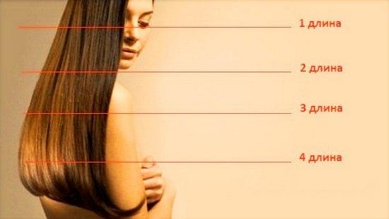 Как определить, какой длины волосы можно отрастить?