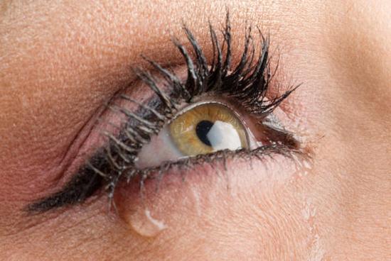 Сухие глаза: симптомы