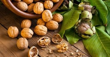 Грецкий орех - калорийность