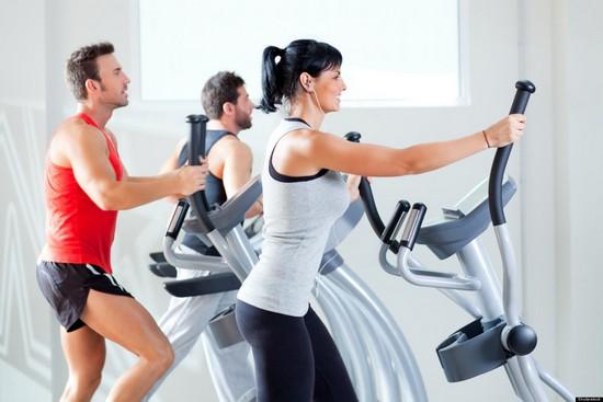 Интервальные тренировки дома на эллипсоиде для похудения