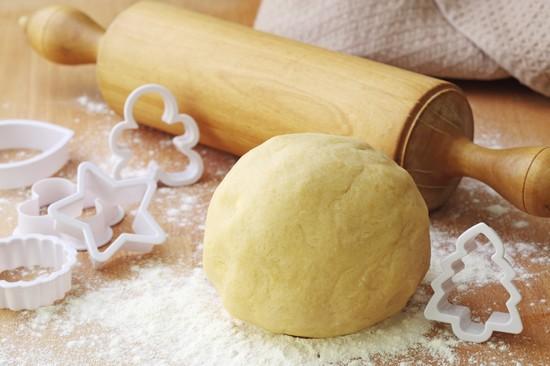 Песочное тесто можно приготовить