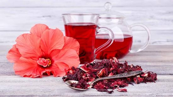 Чай каркаде: полезные свойства и вред