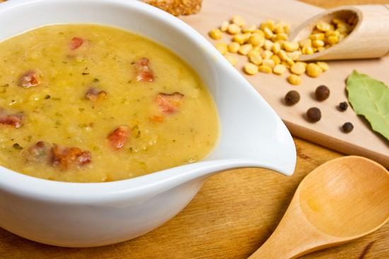 готов гороховый суп рецепт в мультиварке