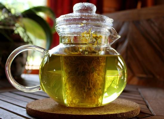ежедневно пить одуванчиковый чай