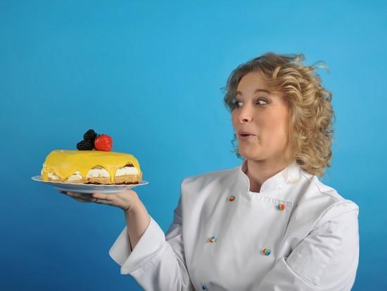 как приготовить торт «Мишка на Севере»