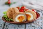 яйца по-шотландски в духовке