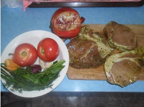Что приготовить на второе быстро и вкусноы с фото из свинины с