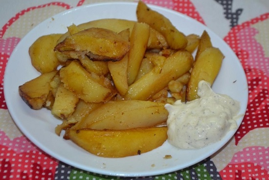 Как приготовить тушеную картошку с говядины