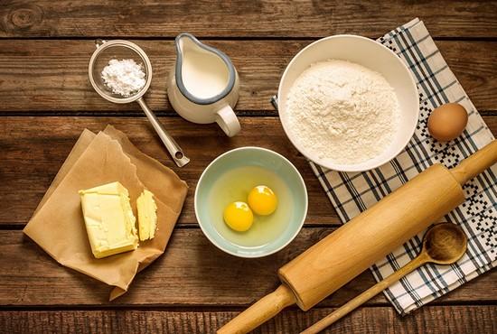 будем печь «Египетский» торт