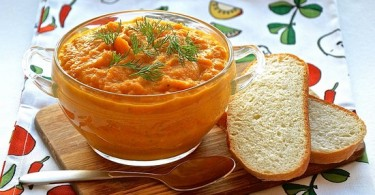 кабачковая икра с томатной пастой