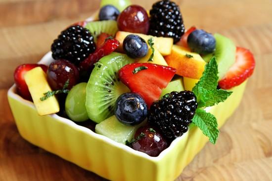 Ольга Картункова объяснила, что она ела все фрукты
