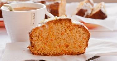 Морковный кекс: рецепты домашние постные