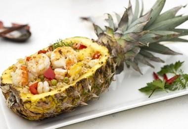 Рис с креветками: рецепты с овощами и по-тайски