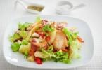 Салат с курицей и кукурузой: рецепты приготовления и фото