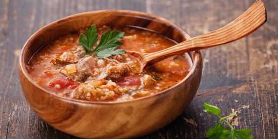 Как варить суп-харчо из курицы