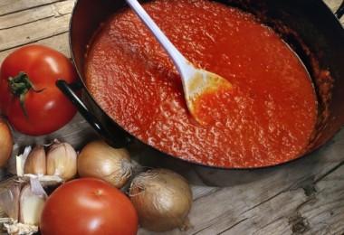 Томатный соус для спагетти: популярные пошаговые рецепты