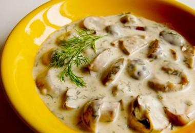 Вешенки, жаренные с картошкой: калорийность, рецепты с фото