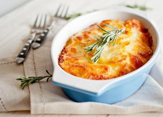 Вешенки, жаренные с луком и картошкой