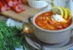 Солянка с сосисками: рецепты в мультиварке и кастрюле