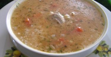 Суп-харчо из курицы: рецепты приготовления блюда с рисом и фото