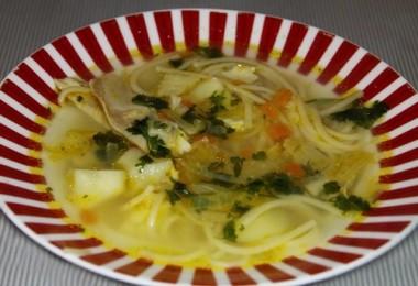 Суп из кролика с картошкой и вермишелью: рецепты с фото