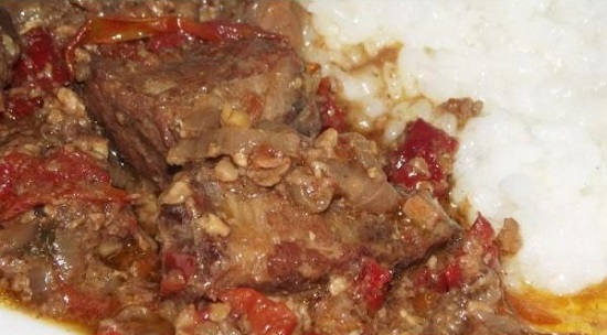 как приготовить мясо по-грузински к праздничному столу