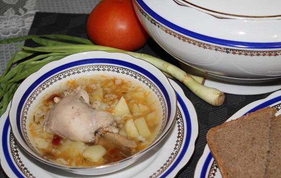 суп из кролика рецепты для детей