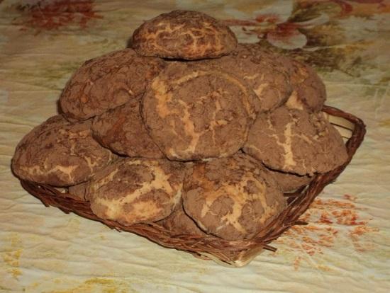 овсяное печенье из «Геркулеса»