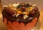 Крем-чиз для выравнивания и покрытия торта: рецепты с фото