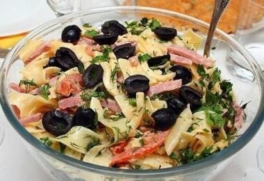 Итальянский салат с макаронами: пошаговые рецепты с фото, как приготовить, ингредиенты, состав