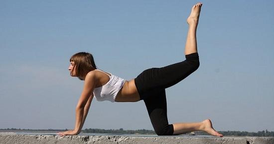 можно также накачать ягодичные мышцы