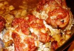 Мясо по-грузински в духовке: классические рецепты с фото