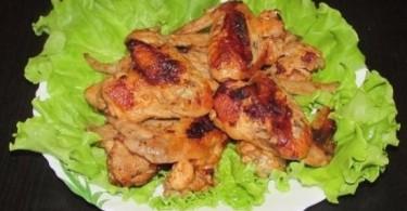 Куриные крылышки в мультиварке: рецепты с пошаговыми фото