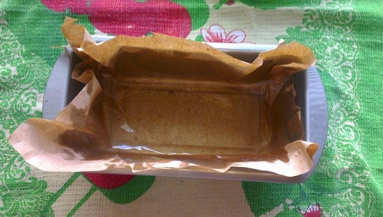 пропитаем пергамент рафинированным растительным маслом