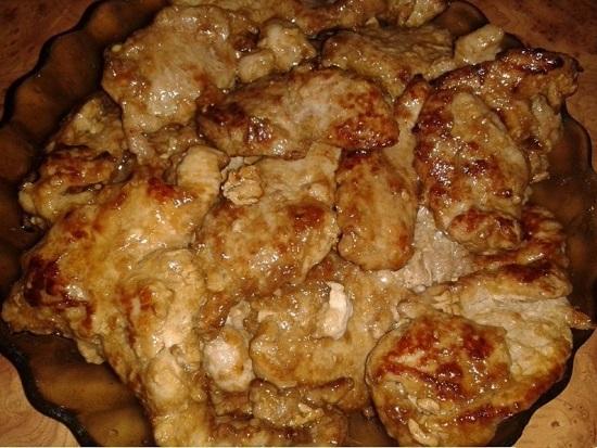 Блюда из филе трески в духовки