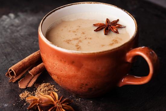 Успокаивающий чай масала