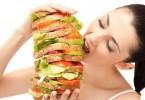 Как бороться с аппетитом повышенным?