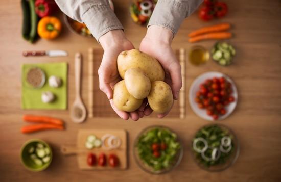 Картофельная диета для похудения на неделю: меню, отзывы